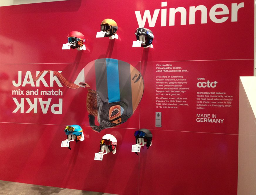 ISPO Munich2015: la locura