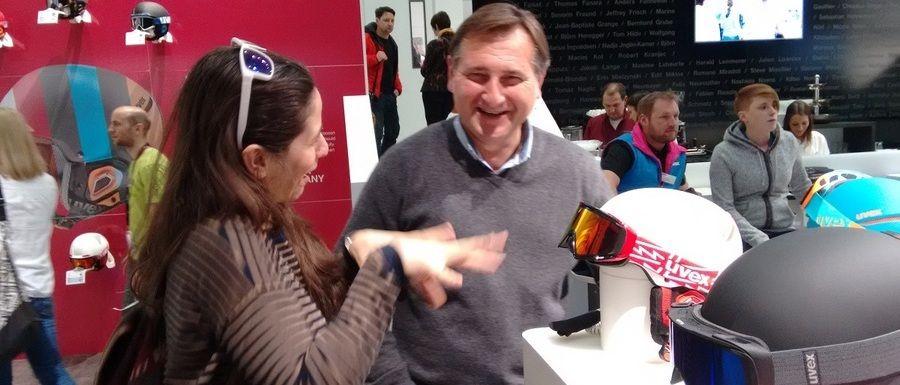 ISPO Munich: la locura