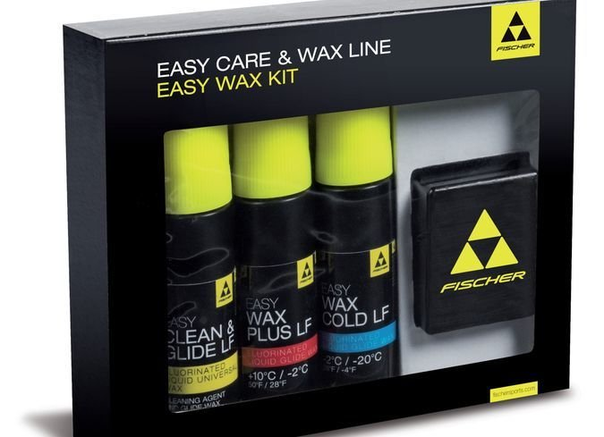 Fischer amplía productos con el Easy Care & Wax
