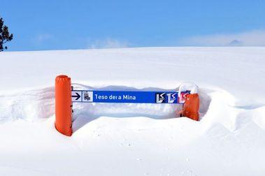 Baqueira Beret prepara la sustitución del telesilla Teso dera Mina