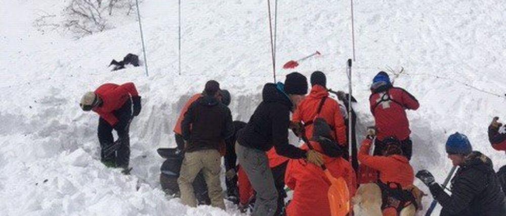 Un esquiador español fallece en una avalancha en Estados Unidos