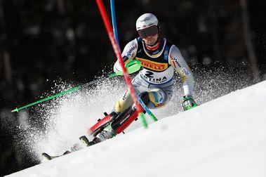 Sebastian Foss-Solevaag es el nuevo campeón del mundo de Slálom al ganar en Cortina d'Ampezzo