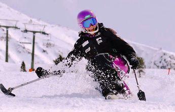 """De Après-Ski con Irene Villa: """"La sonrisa es esencial"""""""
