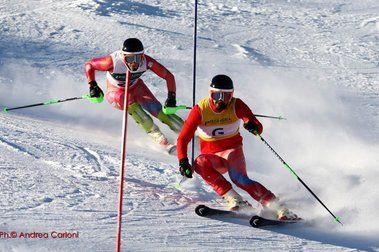 Santacana finaliza segundo en la Copa del Mundo Paralímpica 2.011/2.012