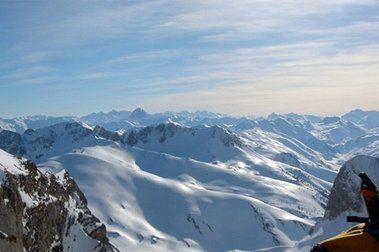 Algunas fotos de la Alta Ruta Pyrene