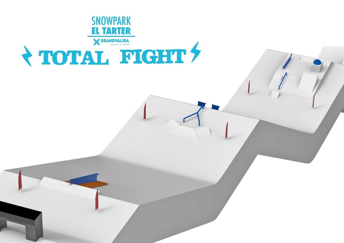 Grandvalira Total Fight