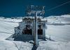 Los temporales obligan a reparar siete remontes de Sierra Nevada
