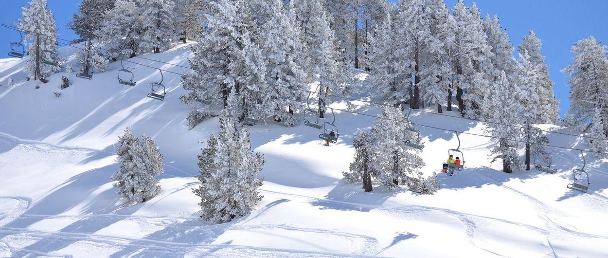 Baqueira Beret da la bienvenida a la primavera con una nevada de 15 cm