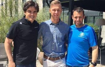 Simone Malusa es el nuevo entrenador del equipo RFEDI de SBX