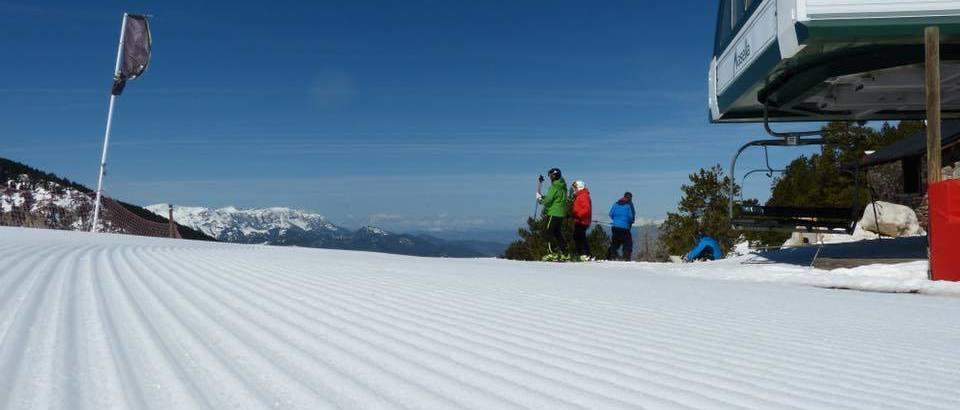 Casi 300 kilómetros para practicar esquí este fin de semana