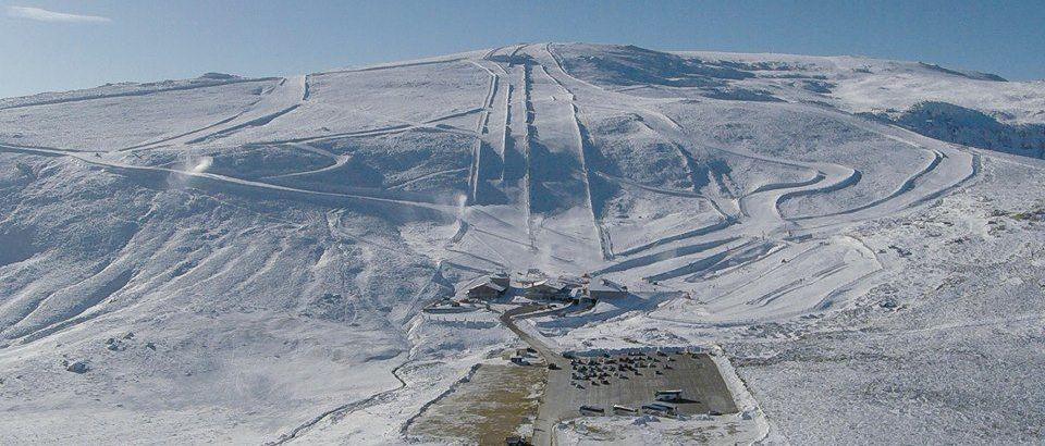 Sierra de Béjar alarga su temporada de esquí hasta el 6 de mayo