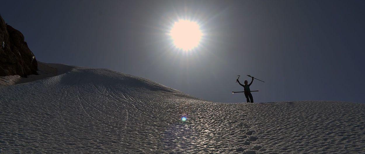 Entre dos nieves