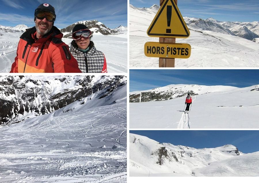 Val d'Isere, Pisailllas