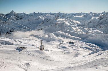 Alemania cierra con menos esquiadores pero sin ser una mala temporada