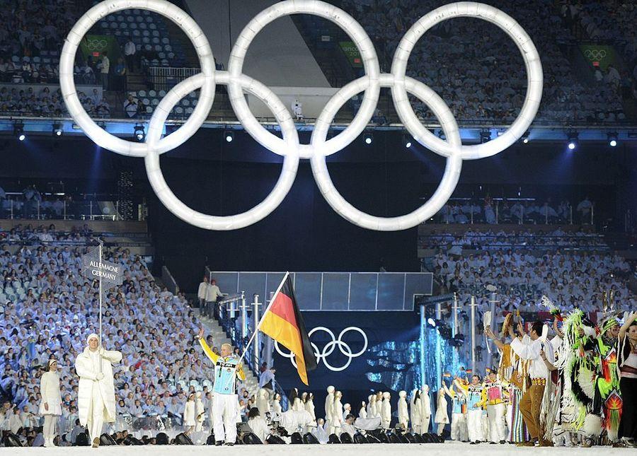 ceremonia Juegos Olímpicos