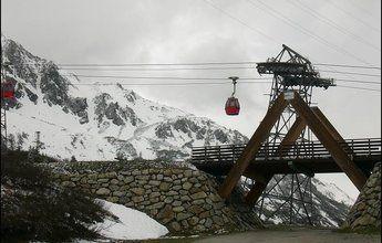 Esquiar en mayo, aprovecha que se acaba.......
