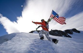 El pujante negocio del esquí en Norteamérica