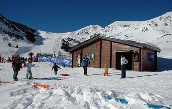 Vallter 2000 se marca como objetivo tener el 95% con nieve artificial