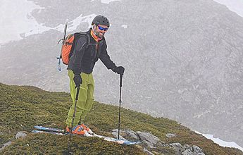 19-may - Esquí de travesía en La Pierre Saint-Martin