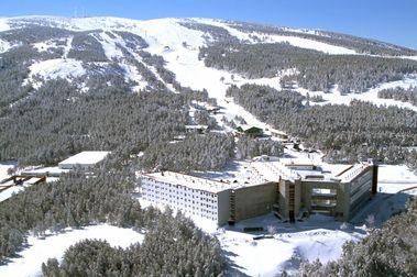 Manzaneda podría abrir su temporada de esquí en dos semanas