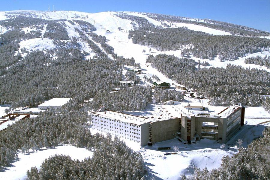 Hoteles en la Estacion de Manzaneda
