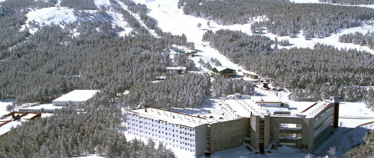 Por 580.000 € te puedes quedar durante tres años la estación de esquí de Manzaneda