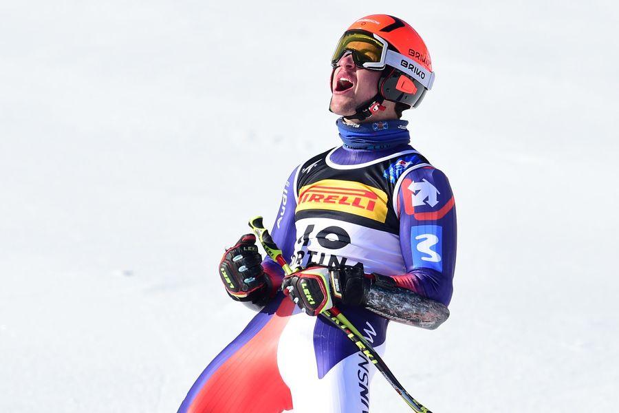 Albert Ortega en Mundial de Cortina d'Ampezzo 2021