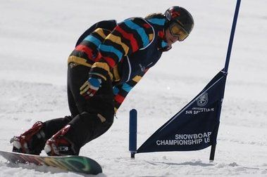 Copa Snowboard en Volcán Osorno