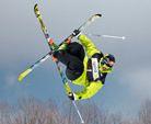 Record del mundo en saltos hará exhibición en La Parva