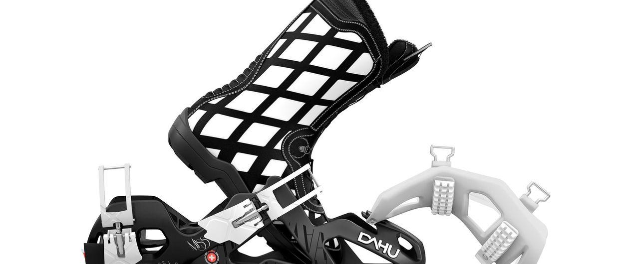 Dahu, la bota de esquí más ligera del mercado, se va junto a Movement Skis