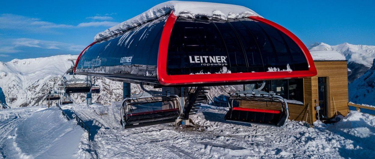 Récord de ventas para el fabricante de remontes de esquí Leitner-Poma