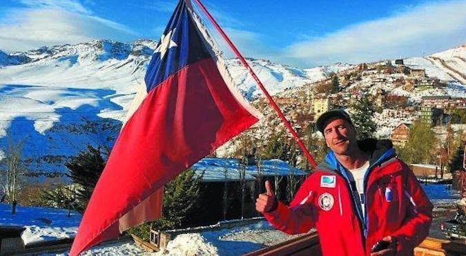 Español Iker Fernández asume la preparación del equipo de snowboard de Chile