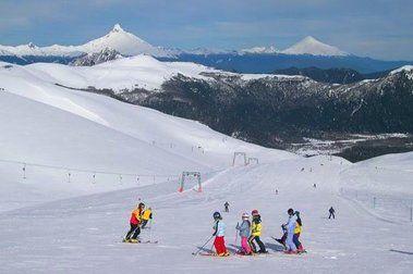 En Antillanca se Realizará Campeonato Nacional Infantil de Ski