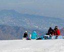 Último día de temporada de nieve en La Parva