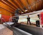 Esquiades.com y Vallnord-Pal Arinsal inauguran el simulador de esquí más innovador del momento