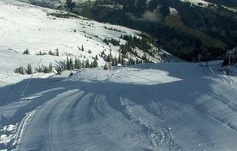 Kitzbühel será mañana la primera estación que abre en los Alpes