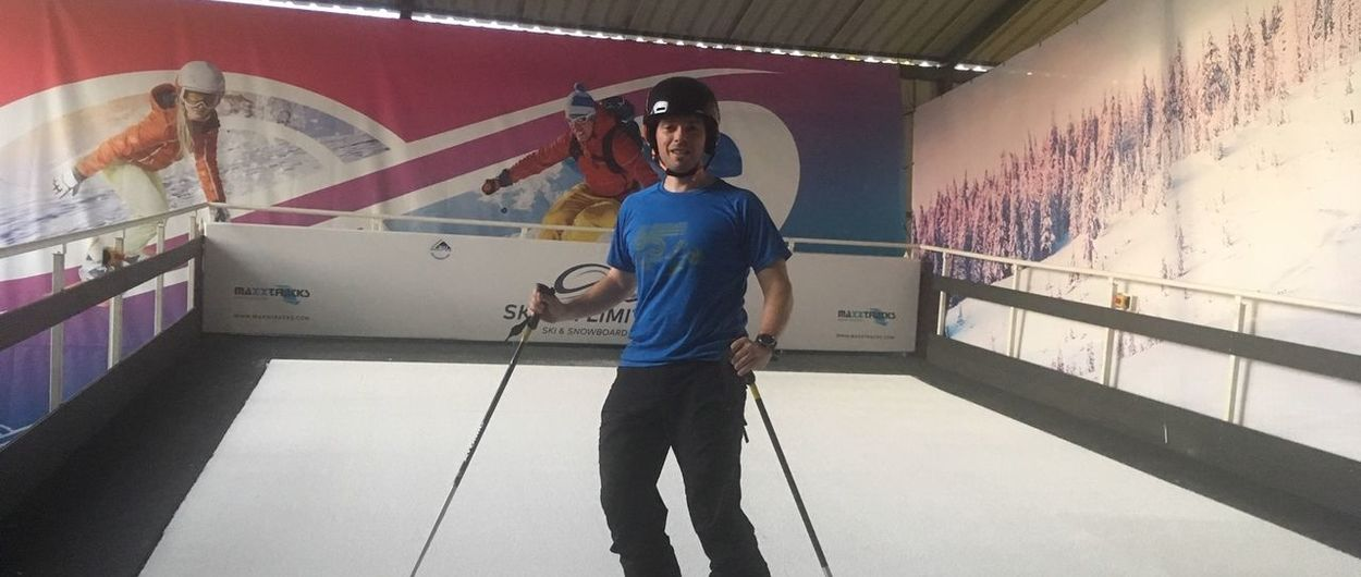 Conociendo el Esquí Indoor en tapiz rodante