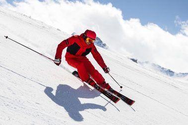 "El mito de ""ser buen esquiador"""