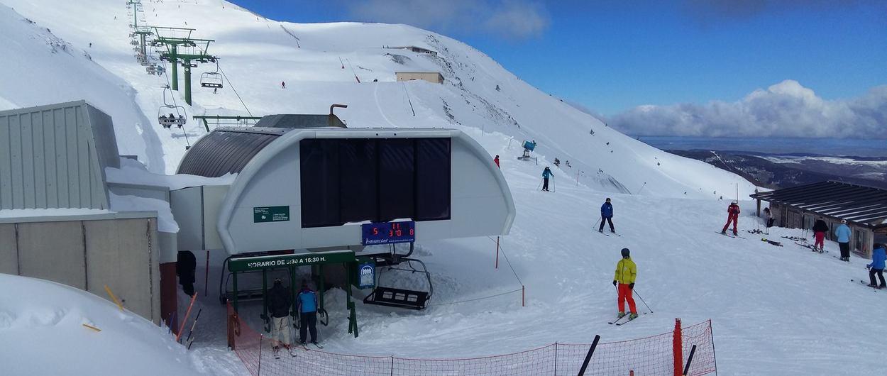 Valdezcaray busca 10 km más de pistas de esquí sin nuevos remontes