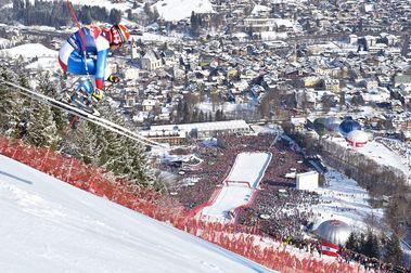 Premio récord de 1 millón de euros para la Copa del Mundo de esquí de Kitzbuehel