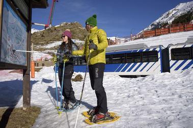 Ferrocarrils lanza un abono de temporada para siete estaciones de esquí