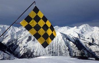 Una avalancha en Tignes se lleva por delante a un esquiador de 20 años