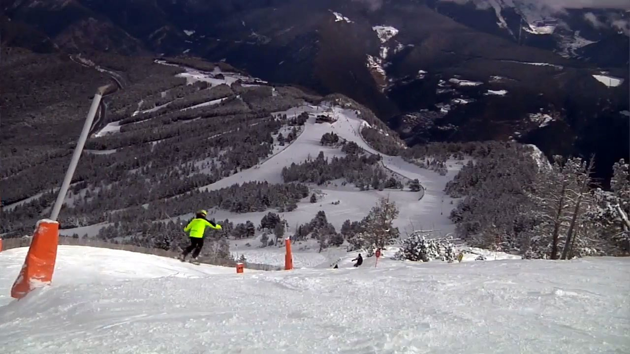 Entrevista con Oliver Gueimonde, SnowPlus Vallnord