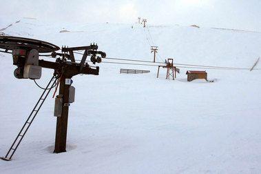 El Morredero: la estación de esquí olvidada de Ponferrada