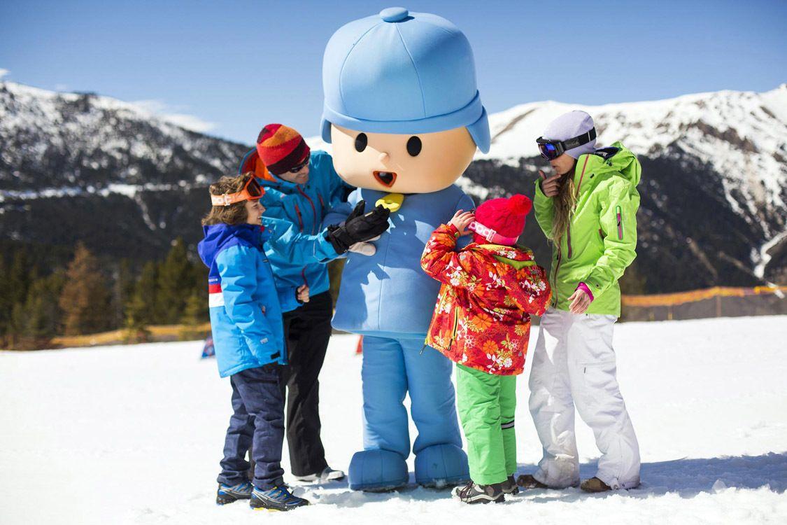 Vallnord, el esqui familiar ideal