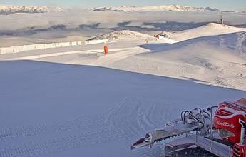 La Molina abre este fin de semana para hacer una 'cata de nieve'