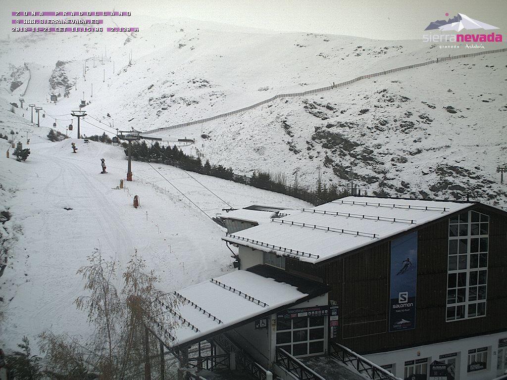 Sierra Nevada webcams
