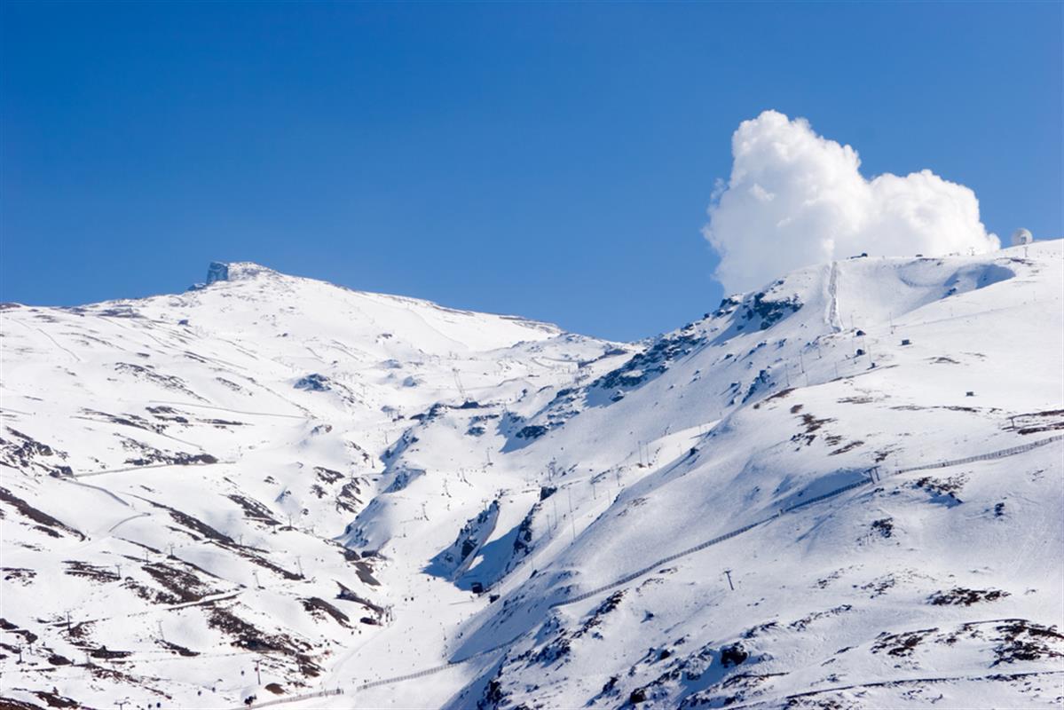 Sierra Nevada incorpora dos nuevas pistas de esquí a su plano de pistas