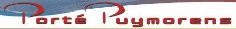 Fotografía del logotipo de Porte Puimorens