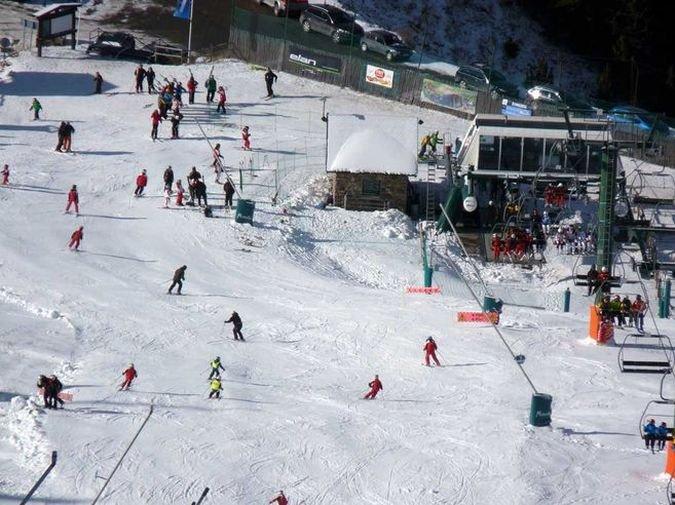 Pistas Ski Abiertas Más Pistas Abiertas en